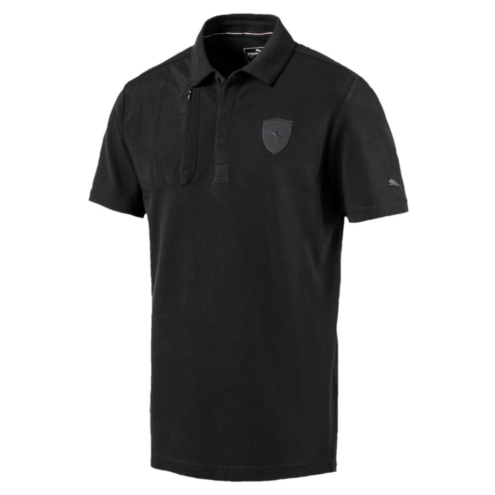Görüntü Puma FERRARI LIFESTYLE Erkek Polo T-shirt #1
