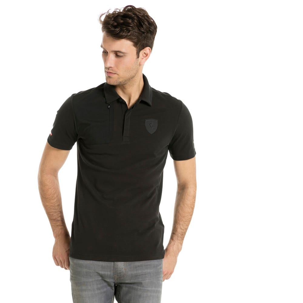 Görüntü Puma FERRARI LIFESTYLE Erkek Polo T-shirt #2