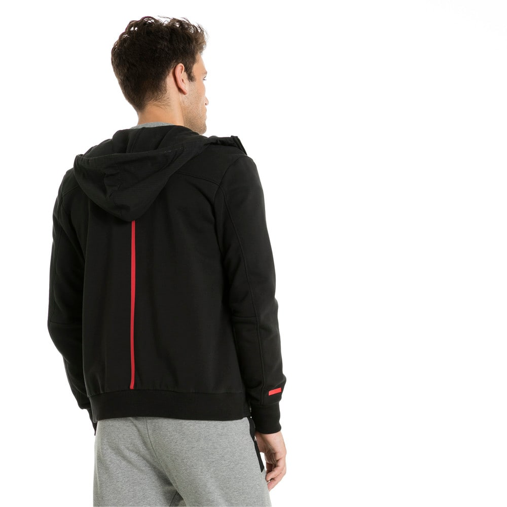 Imagen PUMA Chaqueta con capucha para hombre Ferrari Lifestyle #2