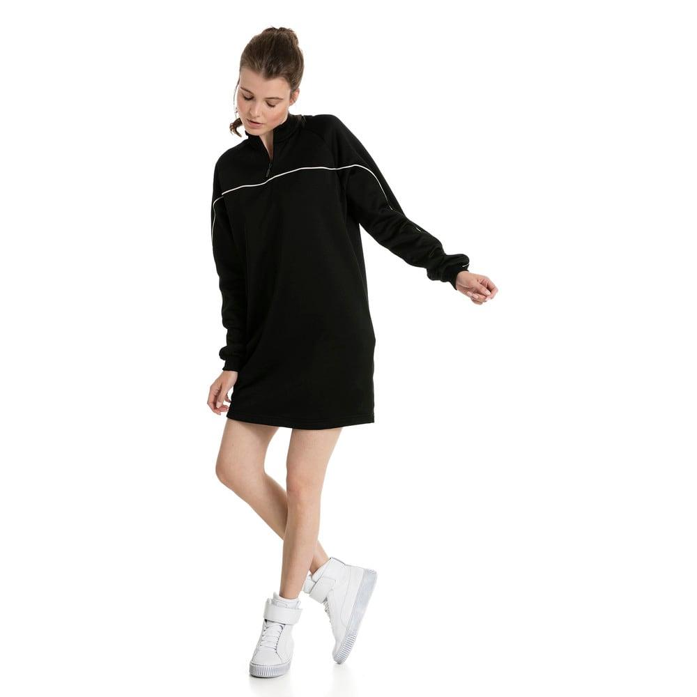 Görüntü Puma ARCHIVE Sweatshirt Elbise #2