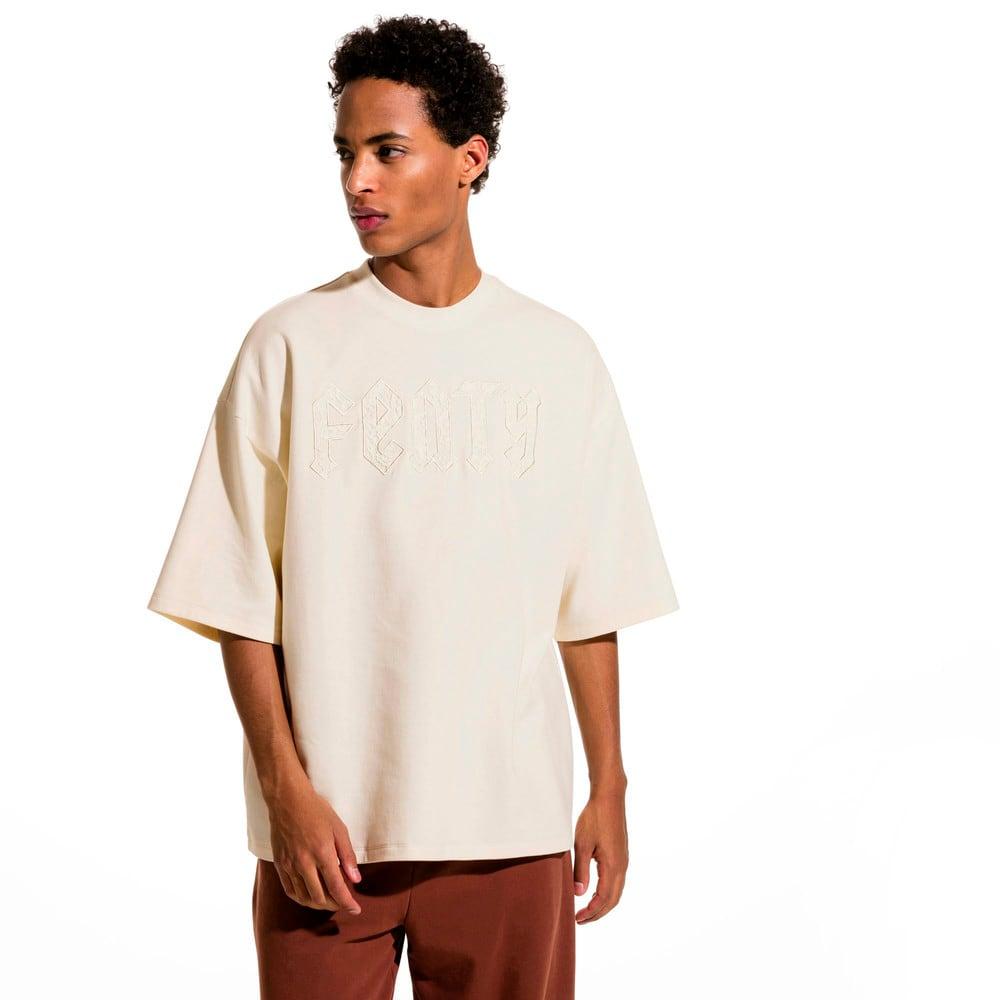 Görüntü Puma FENTY RIHANNA OVERSIZED Crew Neck T-shirt #2