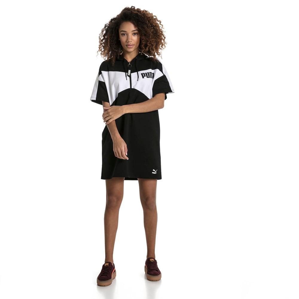 Görüntü Puma ARCHIVE Kapüşonlu Kadın Elbise #2