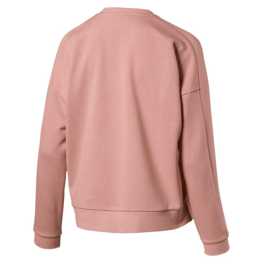 Görüntü Puma CLASSICS Structured T7 Kadın Sweatshirt #2