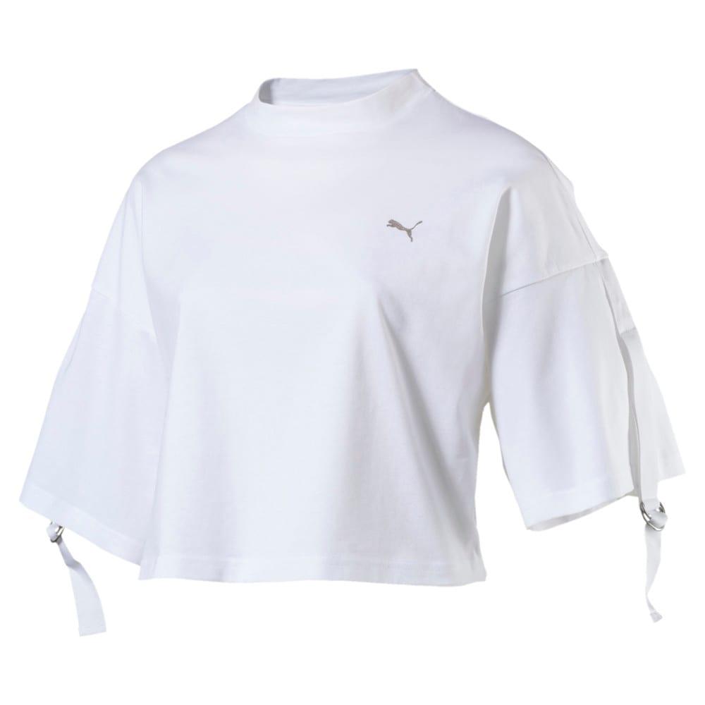 Görüntü Puma EN POINTE Kısa Kesim Kadın T-Shirt #1