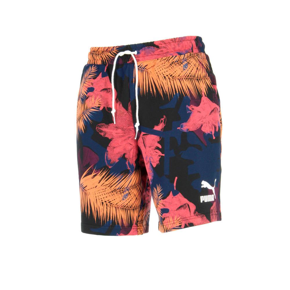 Imagen PUMA Summer Tropical Shorts AOP #1