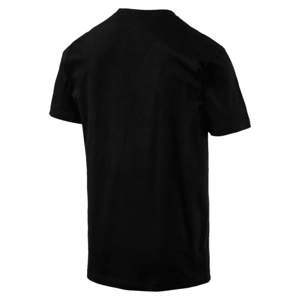 Görüntü Puma MERCEDES AMG PETRONAS HAMILTON GRAPHIC Erkek T-Shirt #2