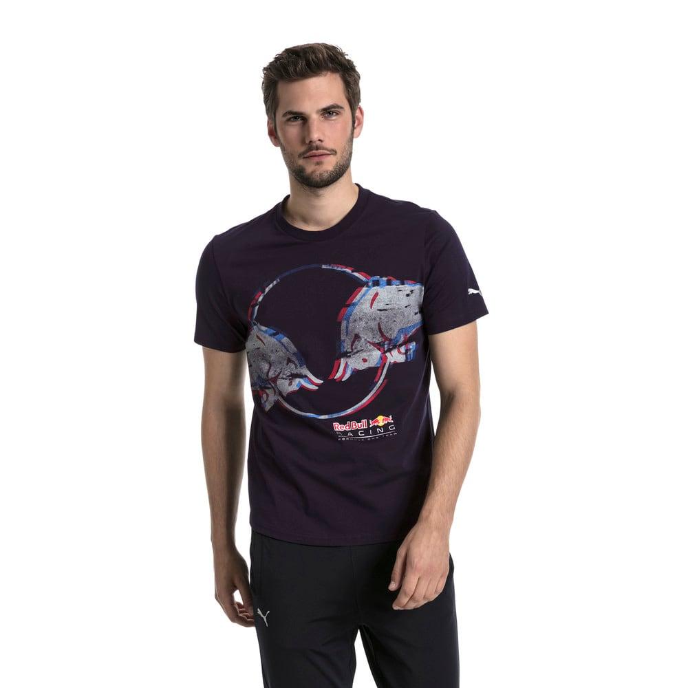 Görüntü Puma Red Bull RACING Double Bull Erkek T-Shirt #2