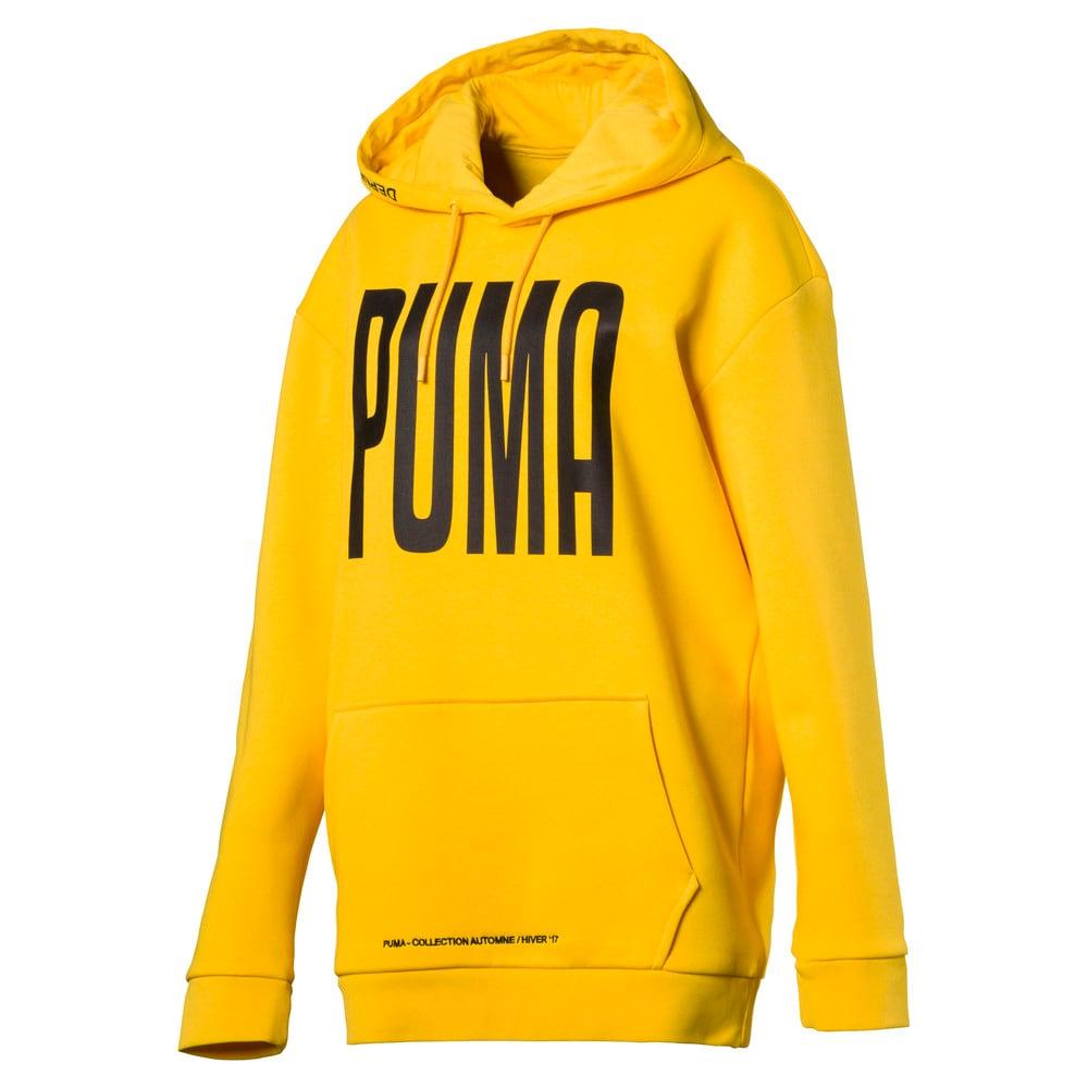 Görüntü Puma EVOLUTION Bol Kesim Kapüşonlu Sweatshirt #1