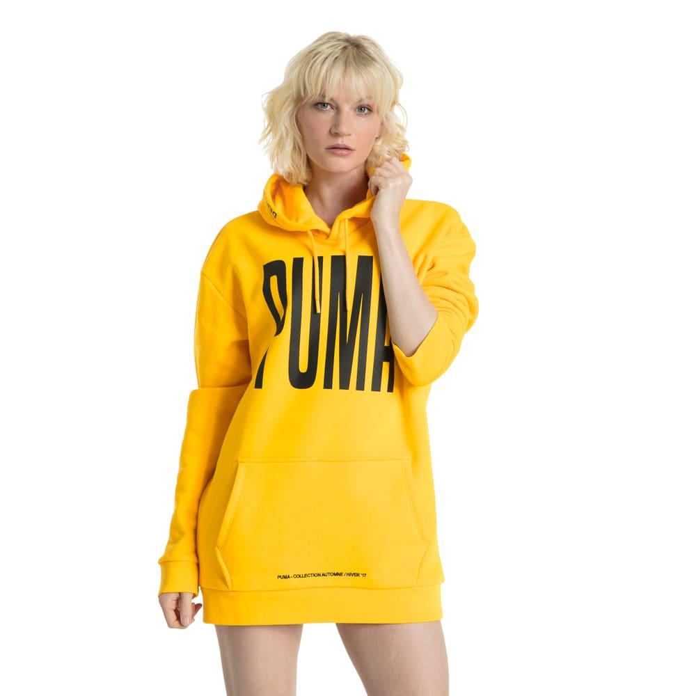Görüntü Puma EVOLUTION Bol Kesim Kapüşonlu Sweatshirt #2