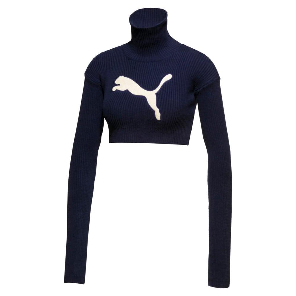 Görüntü Puma FENTY Uzun Kollu Kadın Sweatshirt #1