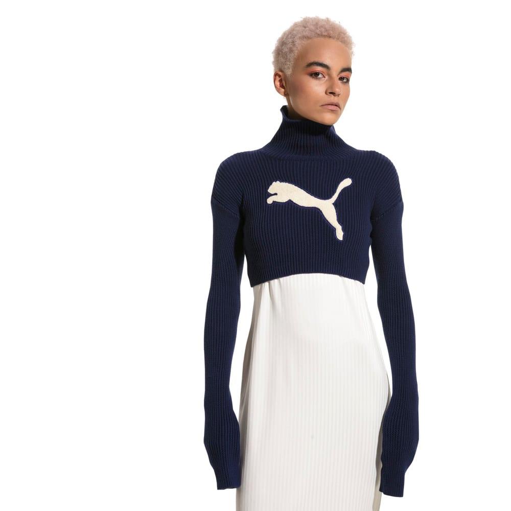 Görüntü Puma FENTY Uzun Kollu Kadın Sweatshirt #2