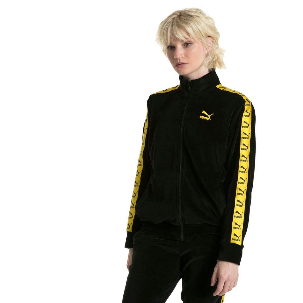 Görüntü Puma EVOLUTION Velvet Kadın Ceket #2