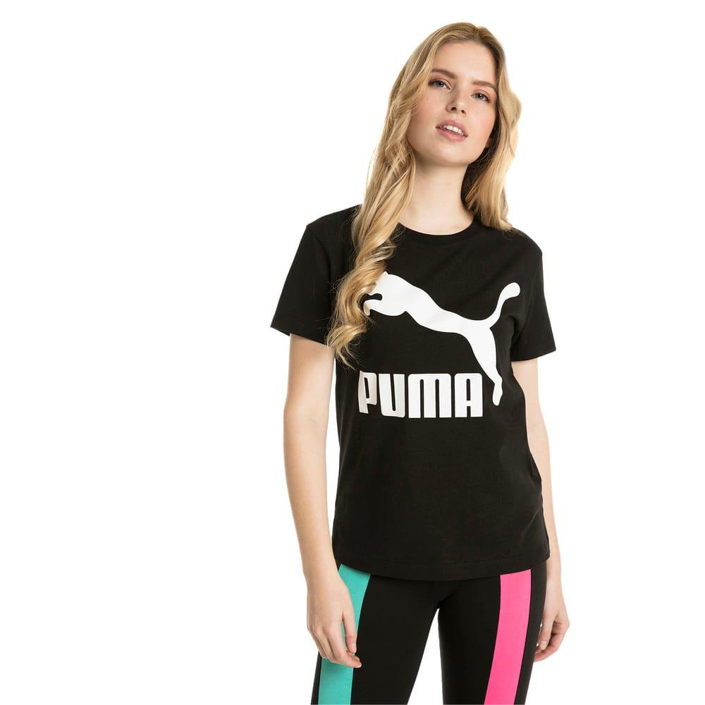 Зображення Puma Футболка Classics Logo Tee #1