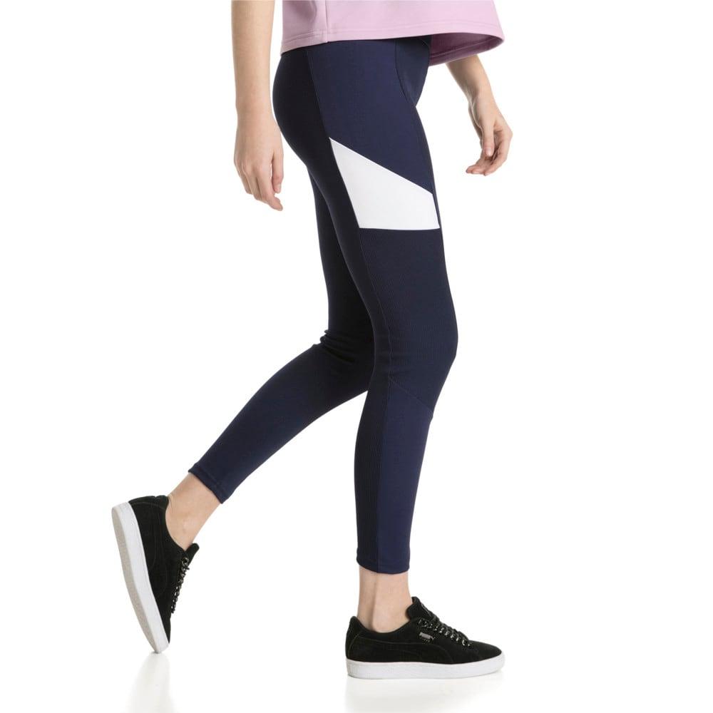 Imagen PUMA Leggings Retro Rib para mujer #2