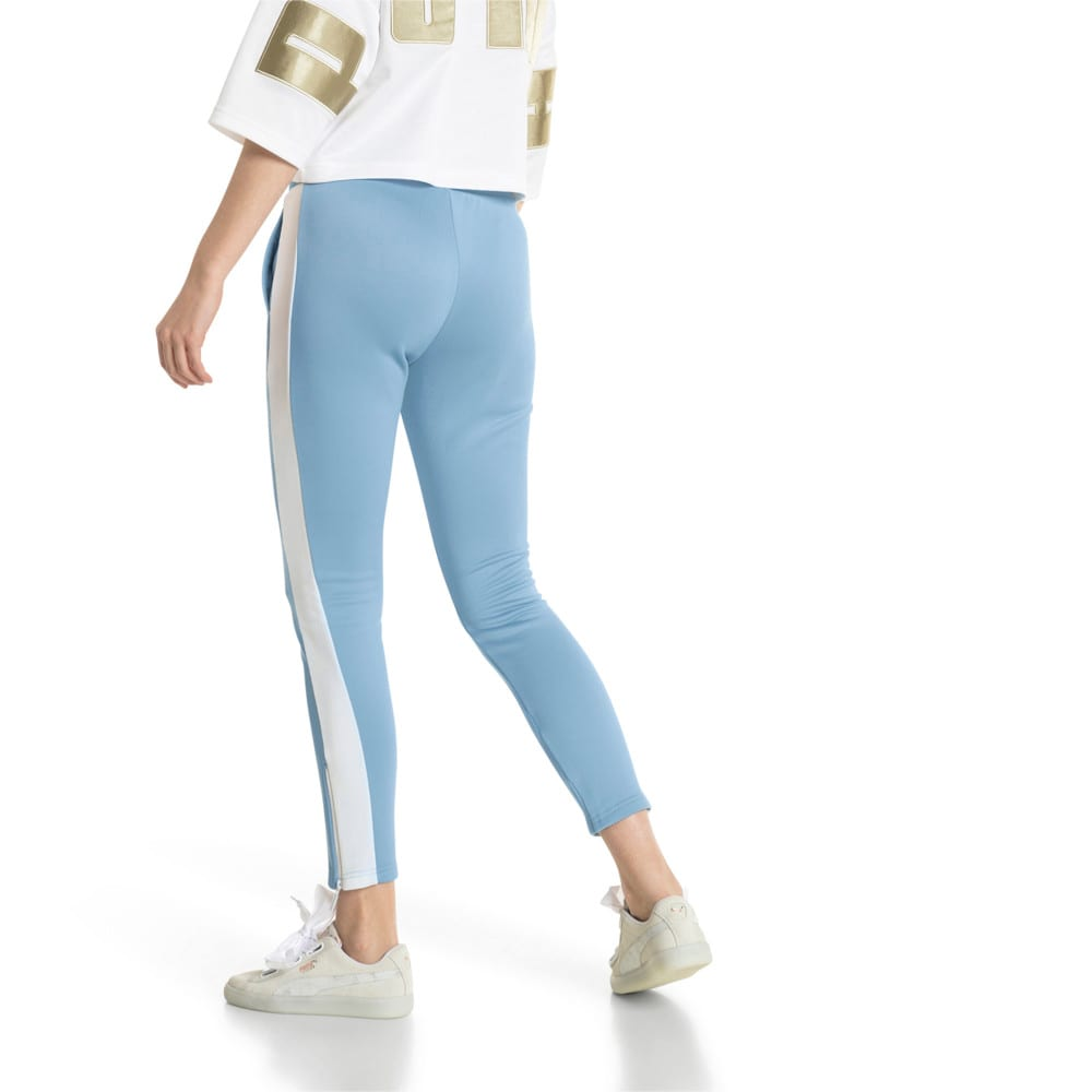 Imagen PUMA Pantalones deportivos retro para mujer #2