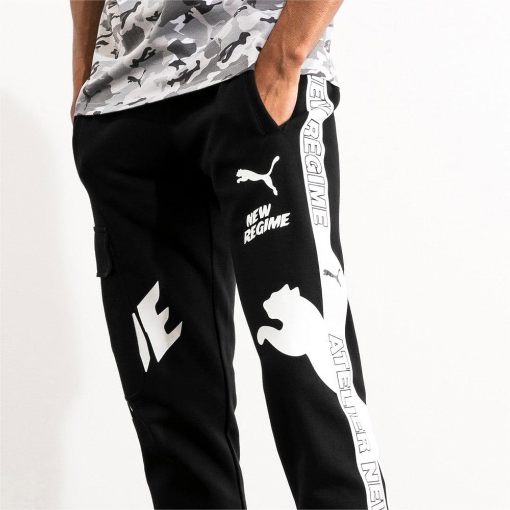 Imagen PUMA Pantalones deportivos PUMA x ATELIER NEW REGIME para hombre #1