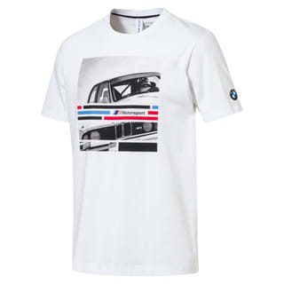 Изображение Puma Футболка BMW MMS Graphic Tee