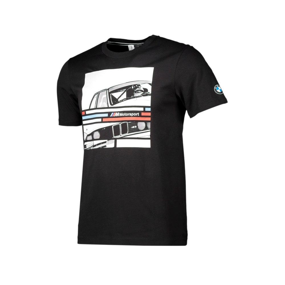 Image Puma BMW M Motorsport Men's Graphic T-Shirt #1