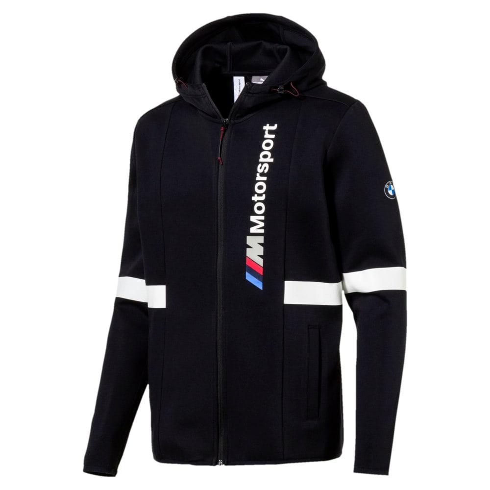 Imagen PUMA Chaqueta con capucha y cierre completo BMW para hombre #1