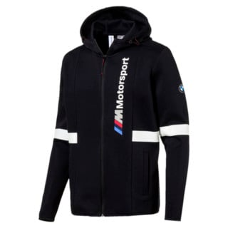Изображение Puma Толстовка BMW MMS Hooded Sweat Jacket