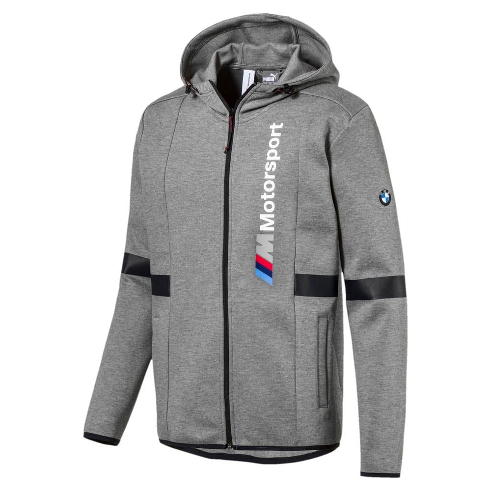 Изображение Puma Толстовка BMW MMS Hooded Sweat Jacket #1