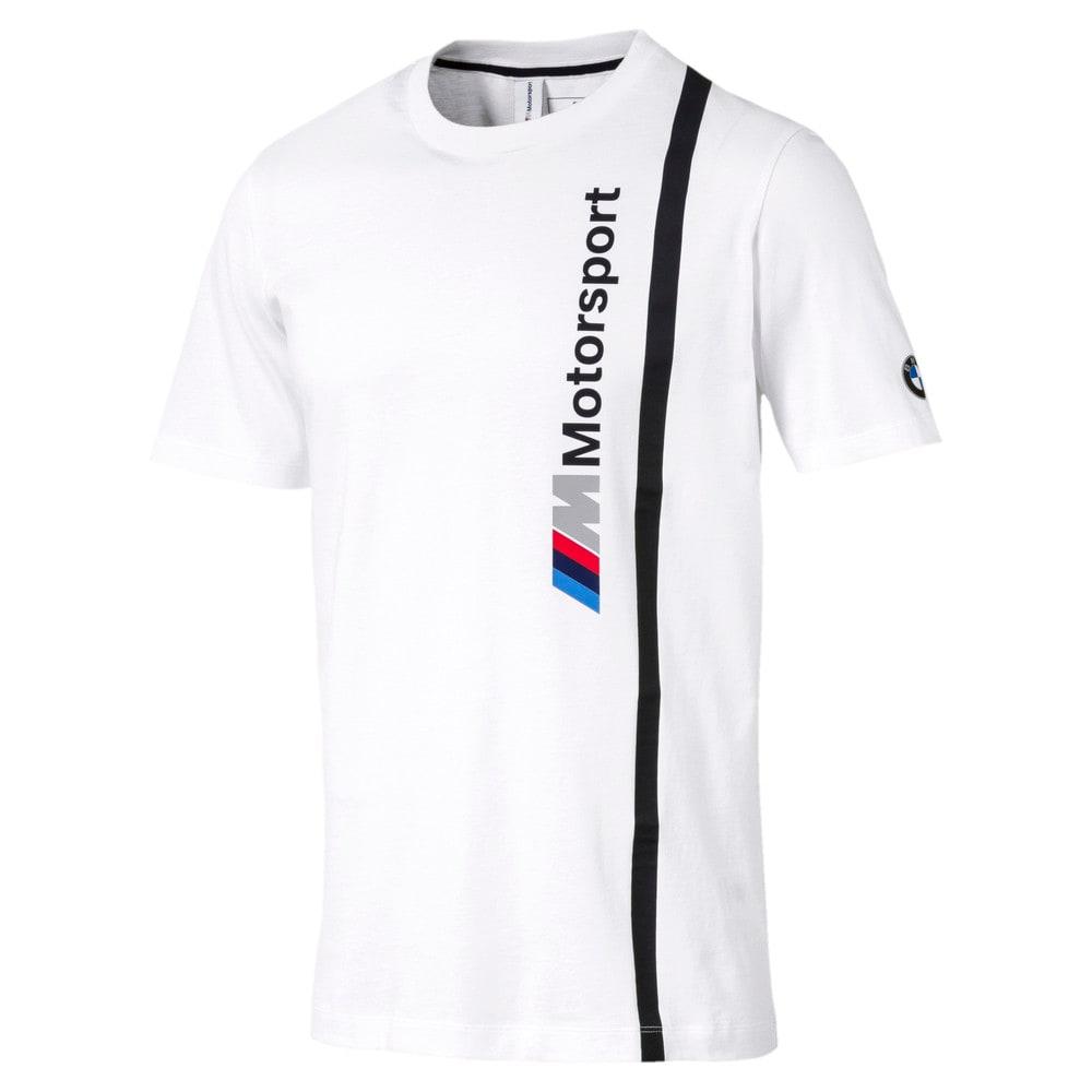 Imagen PUMA Polera con logotipo BMW M Motorsport para hombre #1