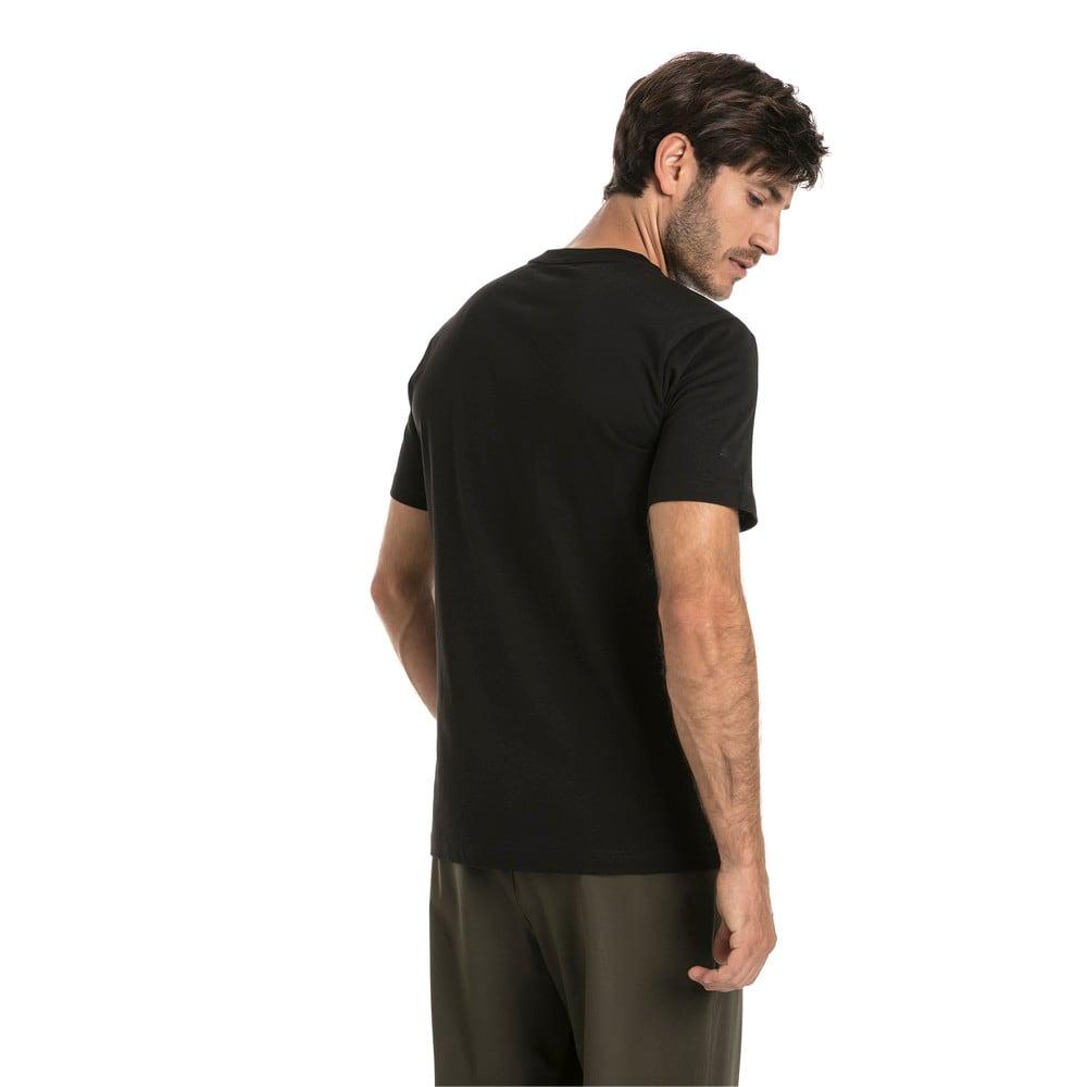Görüntü Puma SCUDERIA FERRARI BIG SHIELD Erkek T-shirt #2