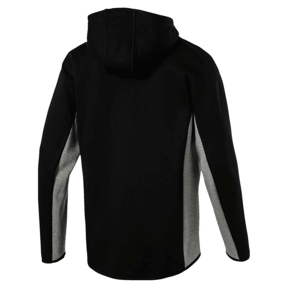 Изображение Puma Толстовка SF Hooded Sweat Jacket #2