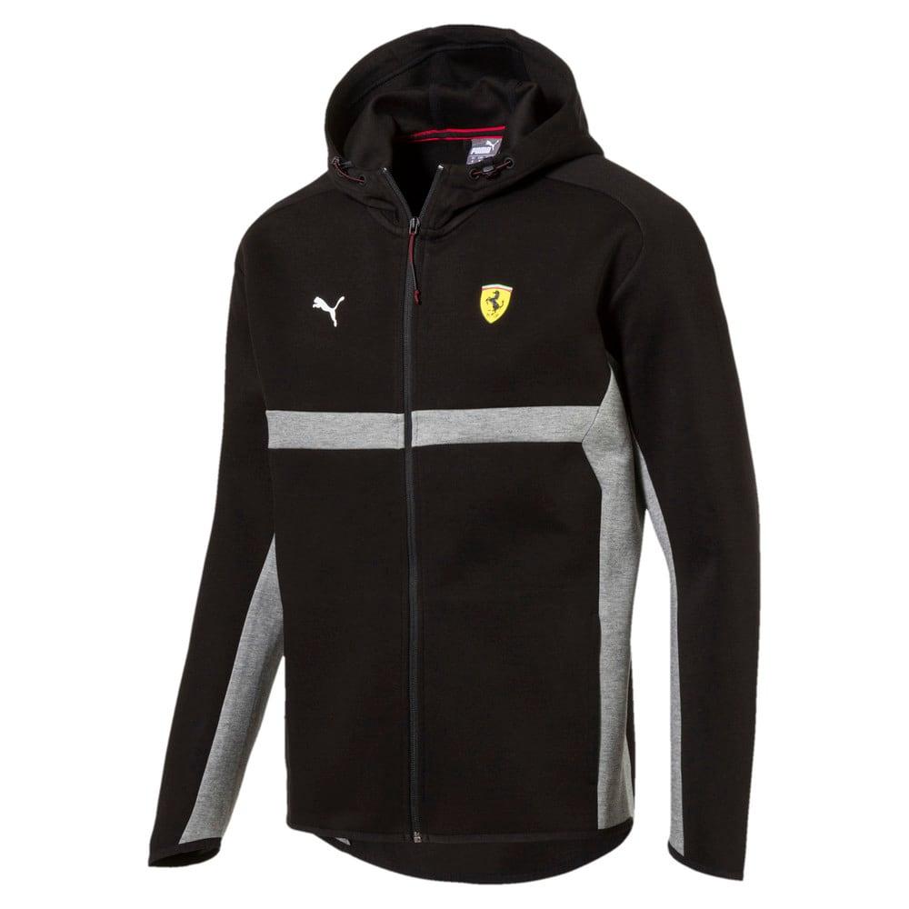 Imagen PUMA Chaqueta con capucha para hombre Ferrari #1