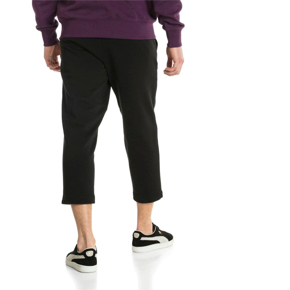 Imagen PUMA Pantalones deportivos recortados para hombre Downtown #2