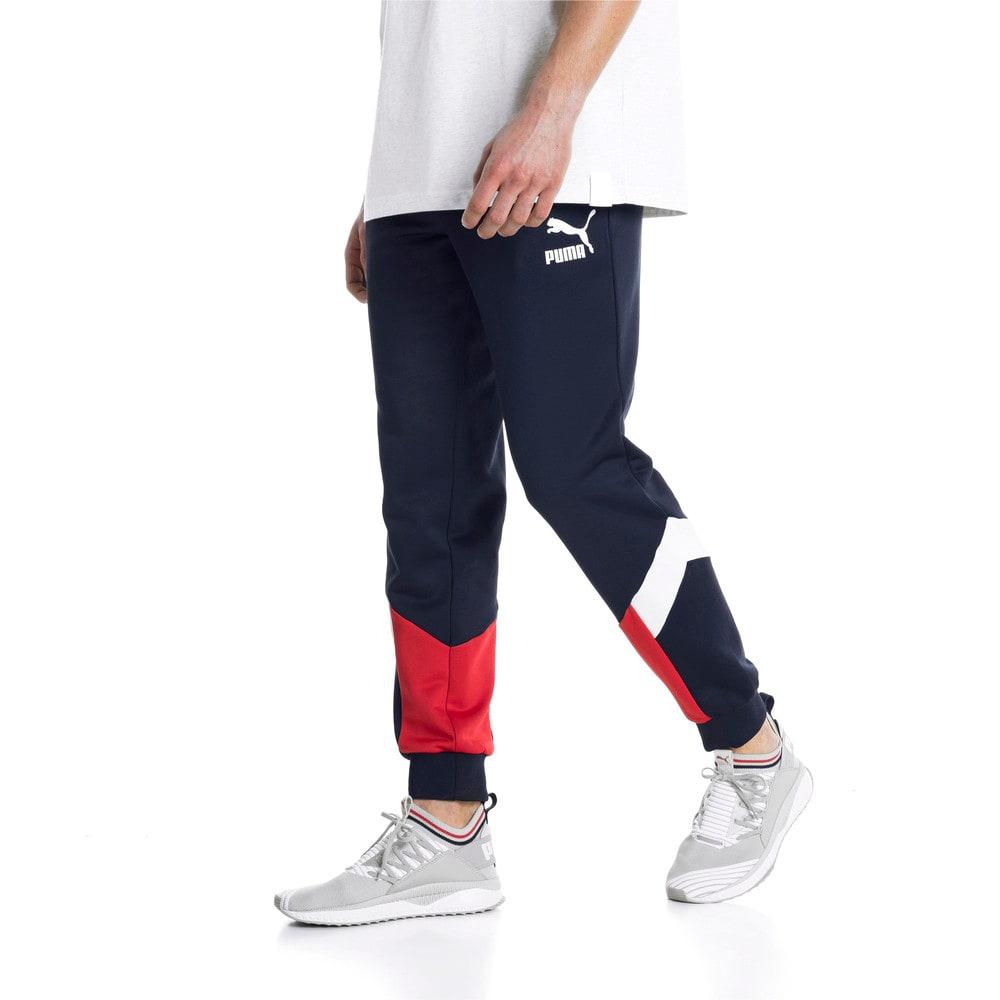 Imagen PUMA Pantalones deportivos para hombre MCS #1