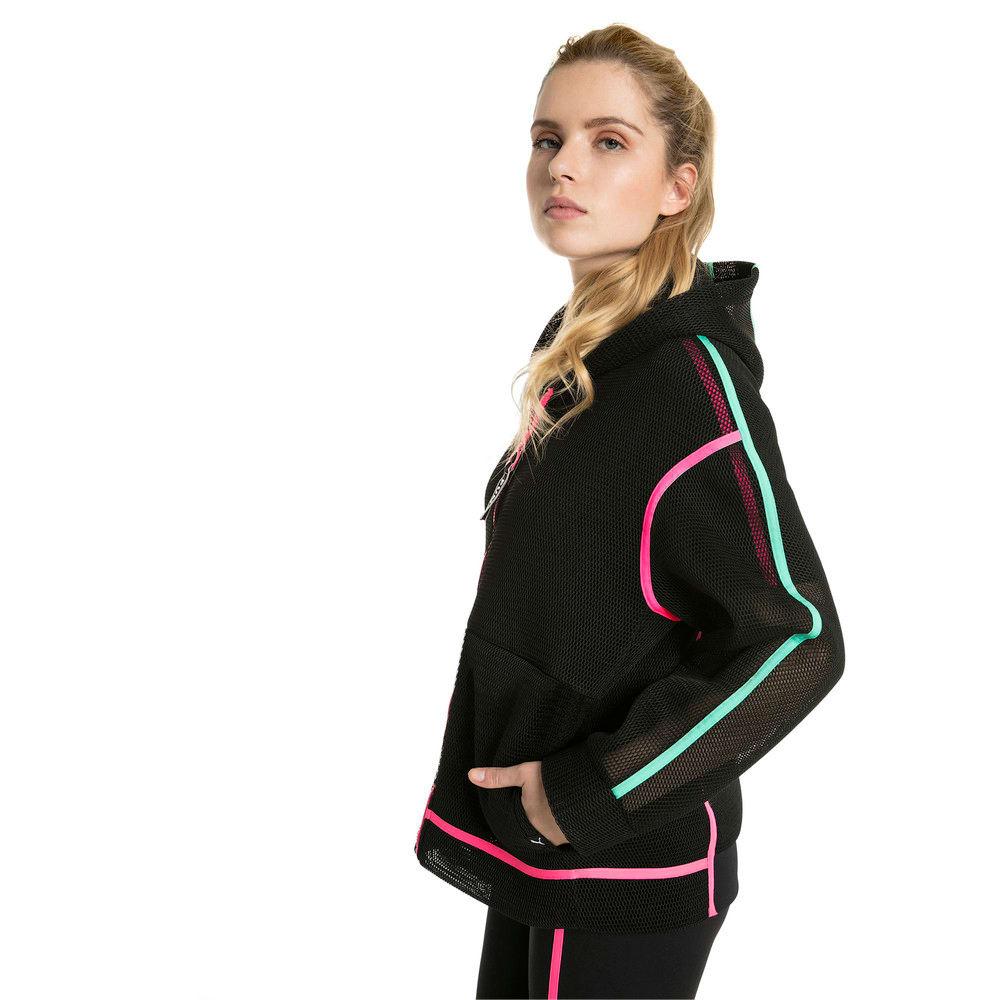 Imagen PUMA Polerón con capucha y cierre para mujer Chase Spacer #1