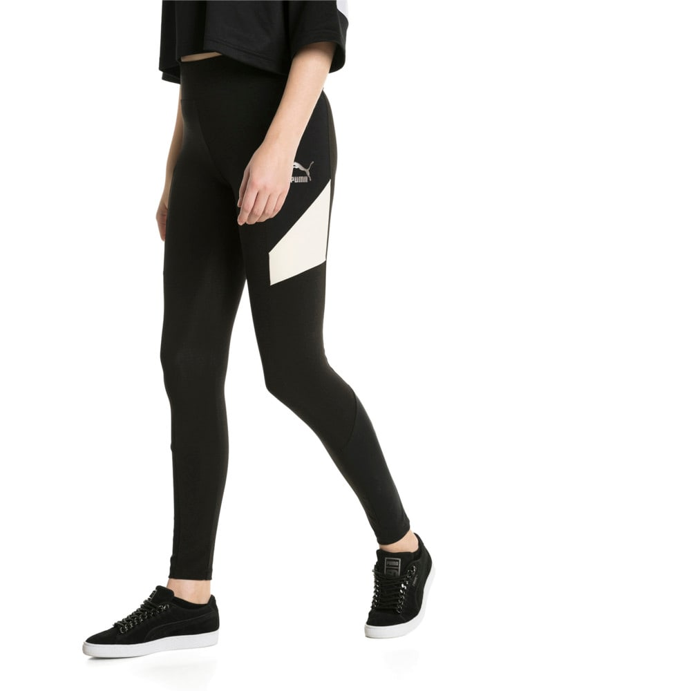 Imagen PUMA Leggings Retro para mujer #1