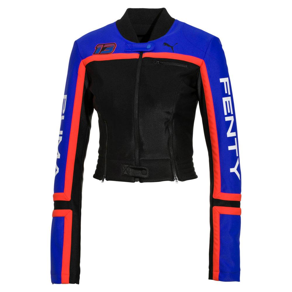 Görüntü Puma FENTY SCUBA BIKER Kadın Ceket #1