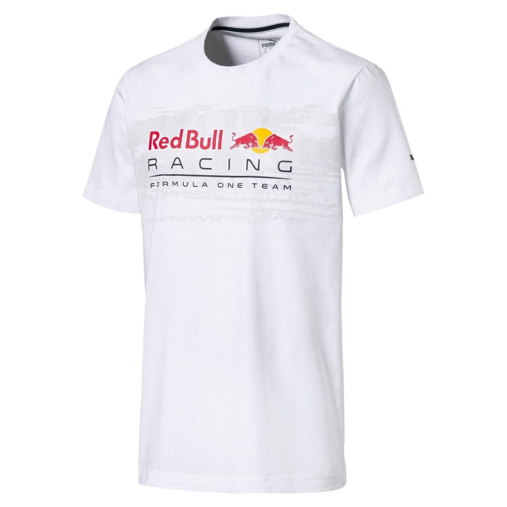 Imagen PUMA Polera con logotipo para hombre Red Bull Racing #1