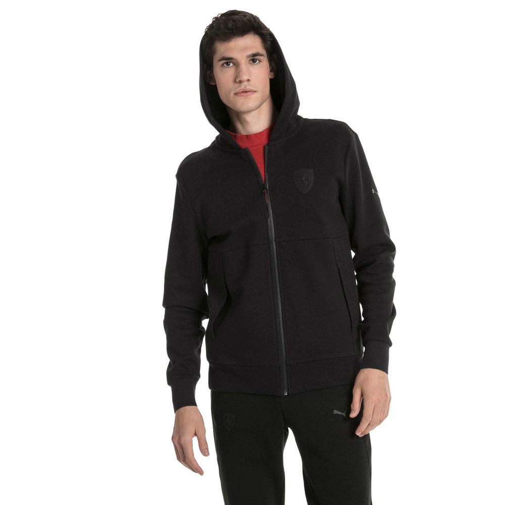 Görüntü Puma FERRARI Kapüşonlu Erkek Ceket #2