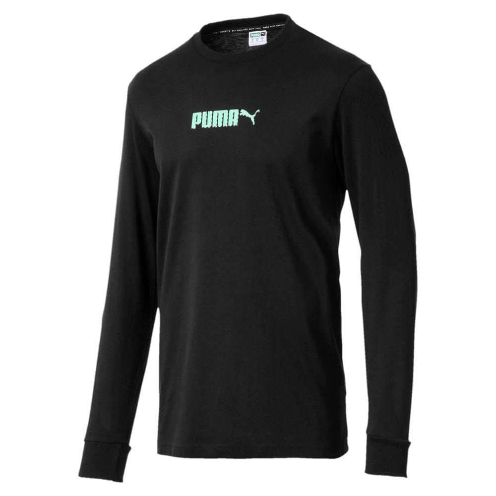Imagen PUMA T7 Pop Long Sleeve Men's Shirt #1