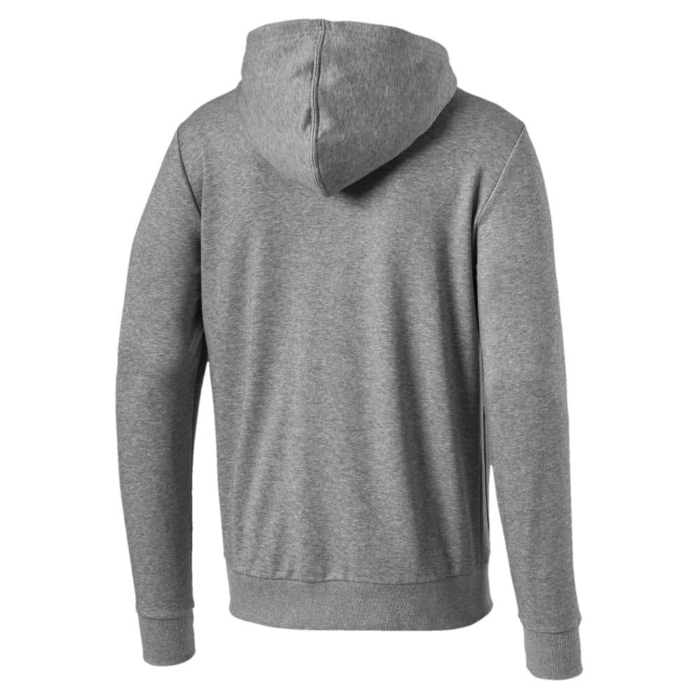 Imagen PUMA RBR Logo Hooded Sweat Jacket #2