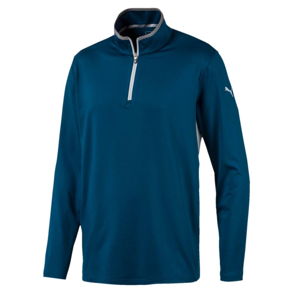 Image Puma Rotation 1/4 Zip Men's Golf Pullover #1
