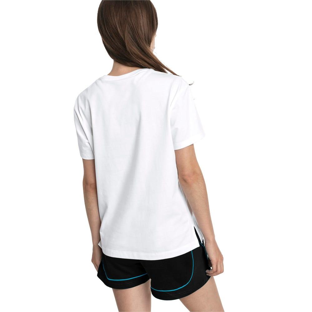 Imagen PUMA Polera deportiva de manga corta para mujer #2