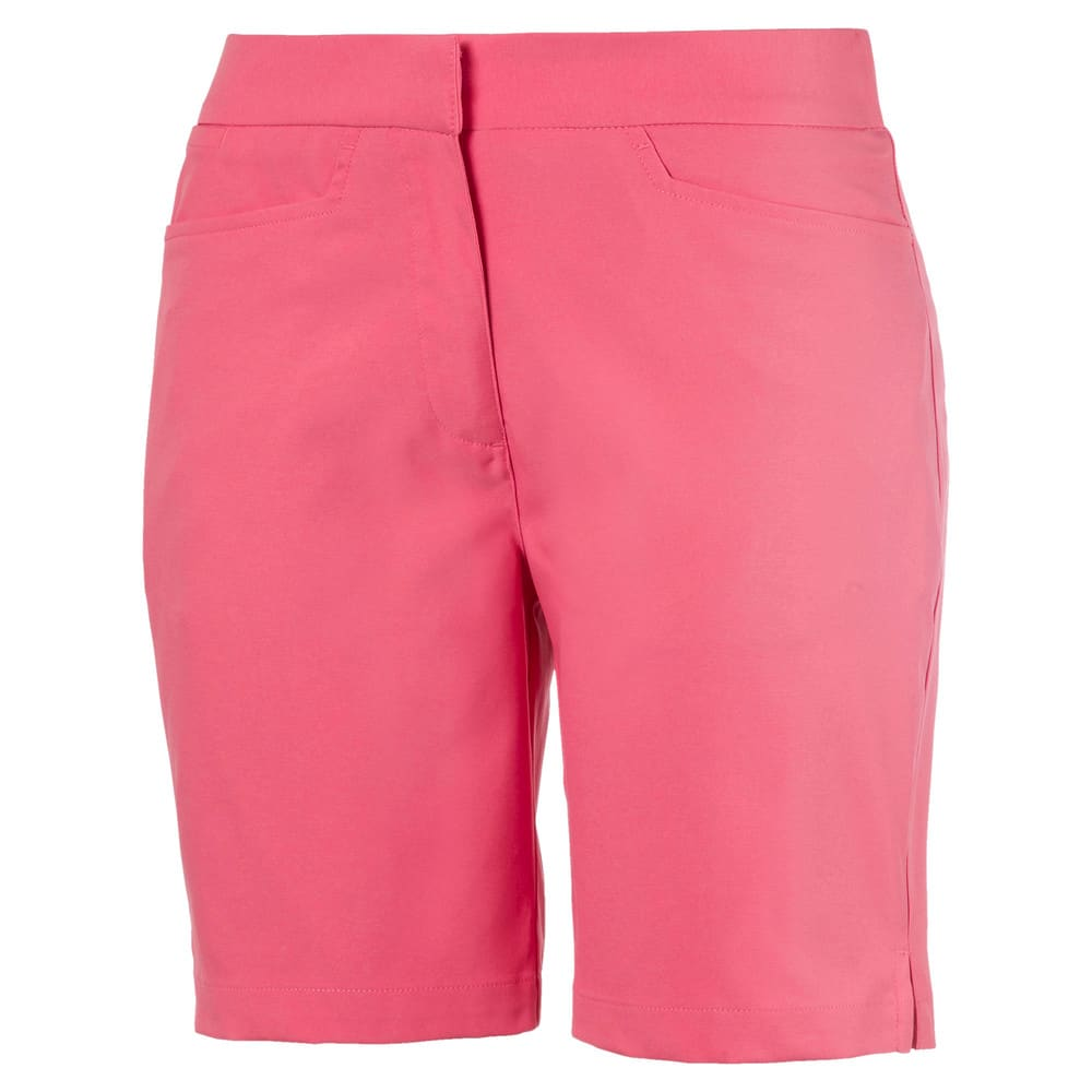Image Puma Pounce Bermuda Women's Golf Shorts #1