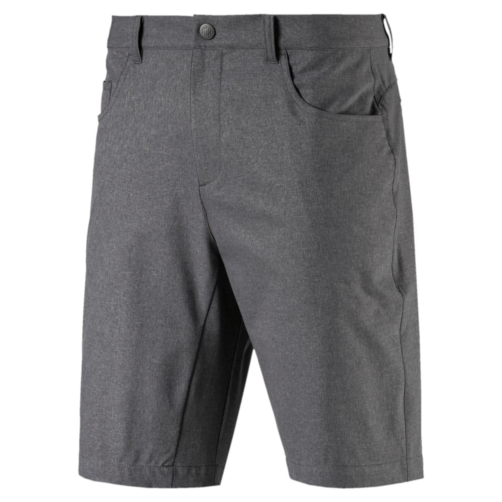 Image Puma Jackpot 5 Pocket Heather Men's Golf Shorts #1