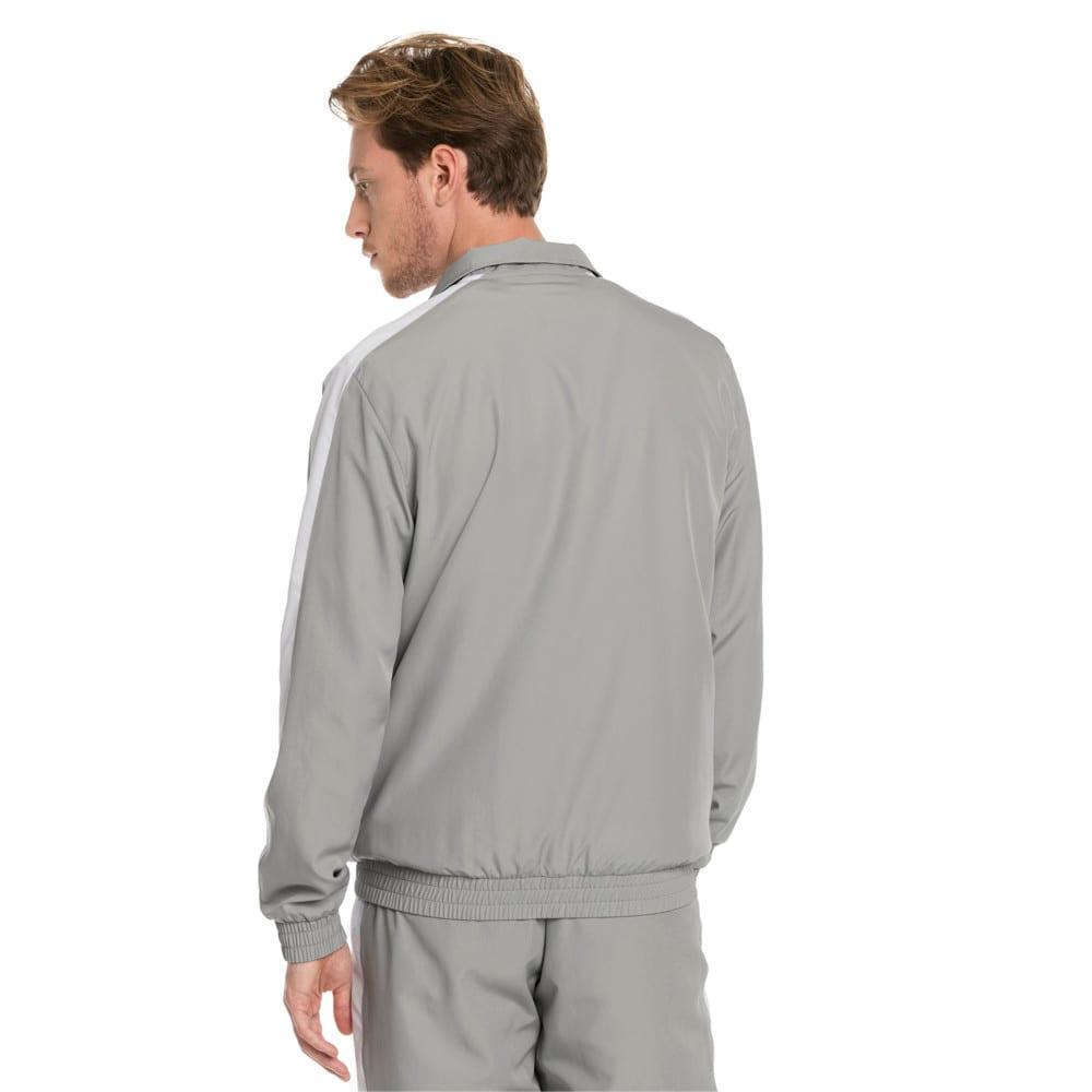 Изображение Puma Олимпийка Iconic T7 Track Jacket Woven #2: Limestone