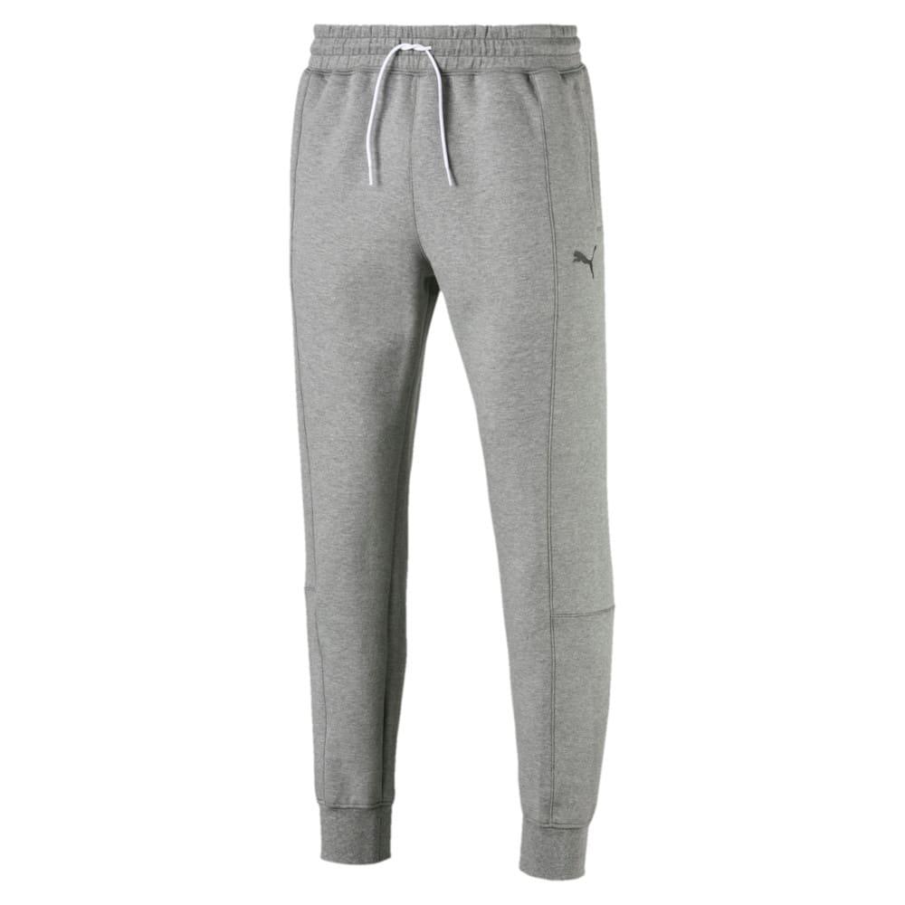 Imagen PUMA Pantalones deportivos con puños Epoch para hombre #1