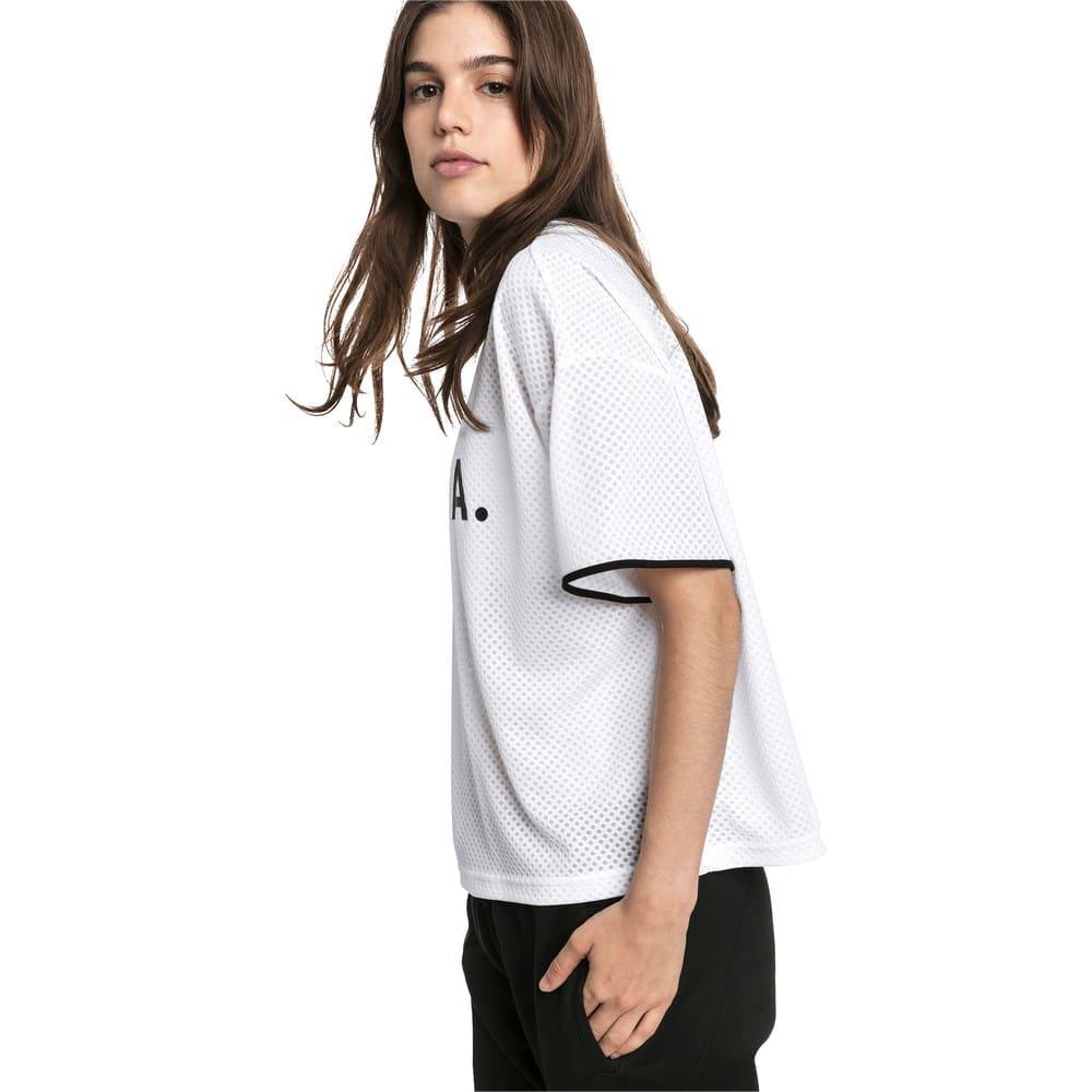 Görüntü Puma Chase Mesh Kadın T-Shirt #1