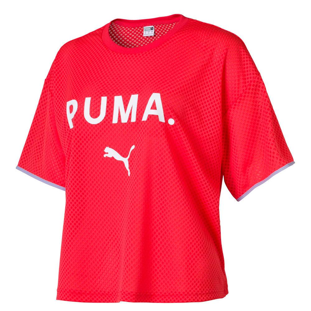 Изображение Puma Футболка Chase Mesh Tee #1