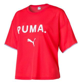Изображение Puma Футболка Chase Mesh Tee