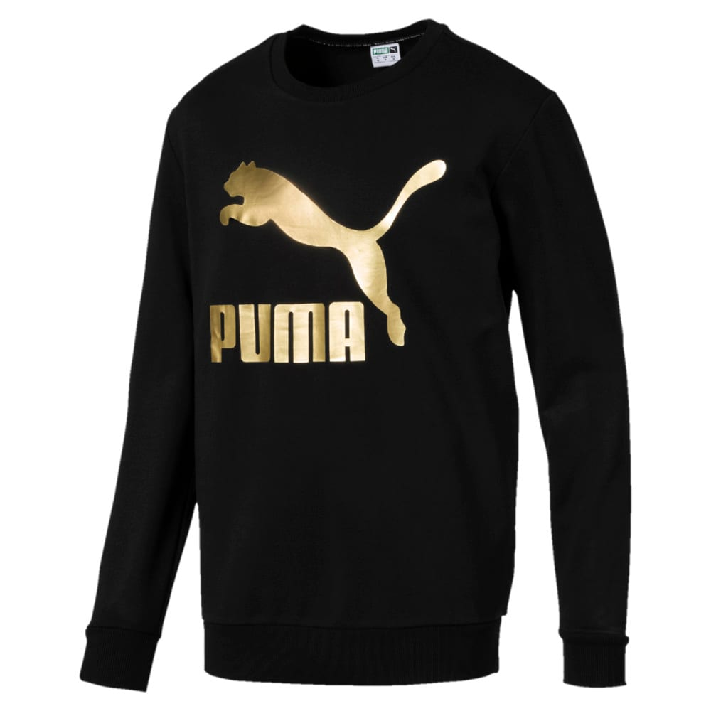 Imagen PUMA Classics Logo Crew #1