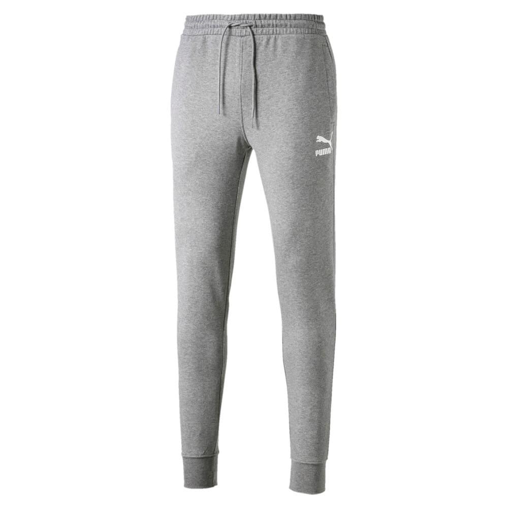 Imagen PUMA Pantalones deportivos clásicos para hombre #1