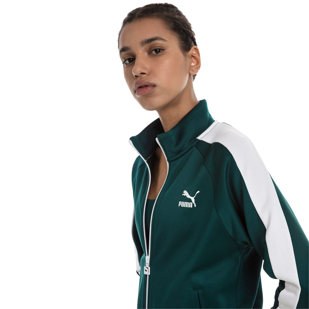 Imagen PUMA Chaqueta deportiva para mujer Classics T7 PT #1